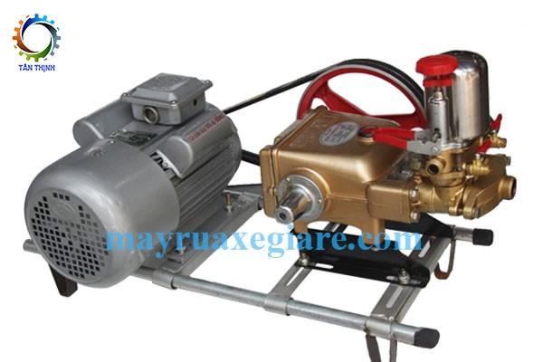 Máy rửa xe dây curoa HL30 màu đồng