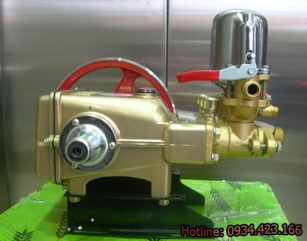 Đầu bơm rửa xe HL30 màu đồng
