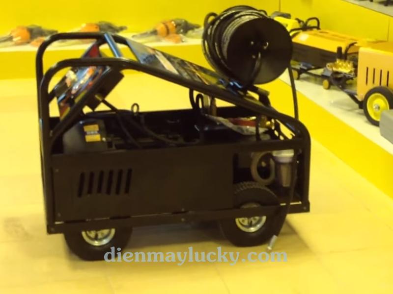 Máy rửa xe siêu cao áp 11KW Lutian 3