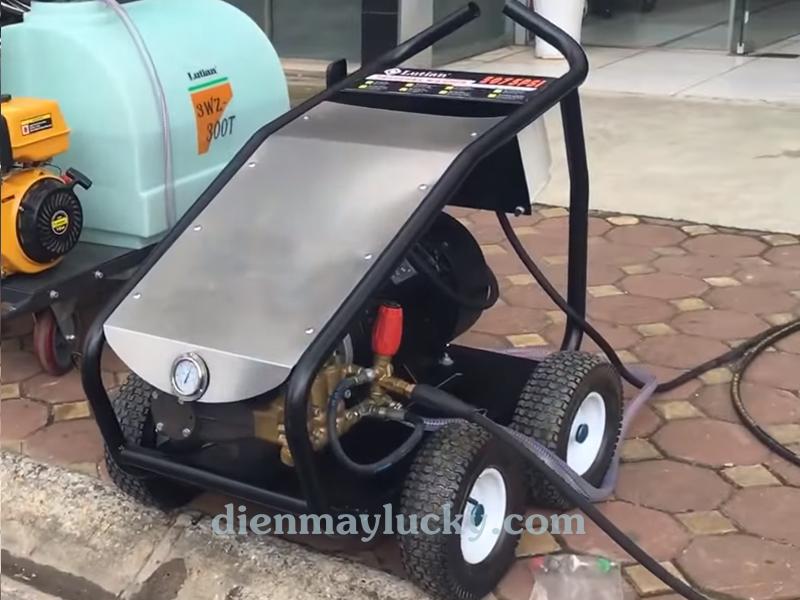 Máy rửa xe siêu cao áp 15KW