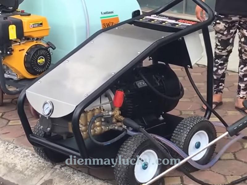 Máy rửa xe siêu cao áp 15KW 2