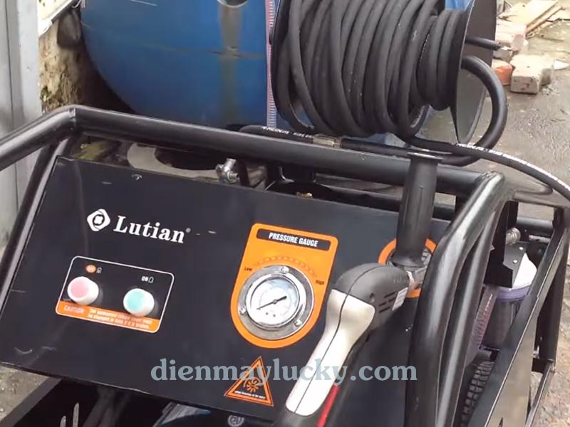 Máy rửa xe siêu cao áp 11KW Lutian chính hãng