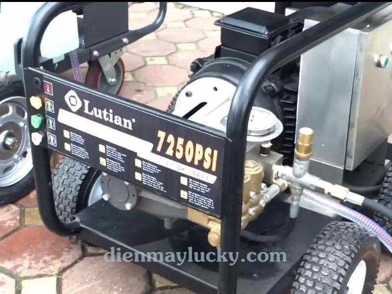 Máy rửa xe siêu cao áp 22KW 2