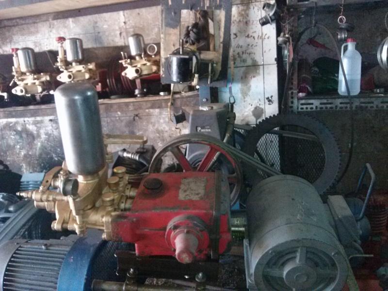 máy rửa xe cũ giá rẻ